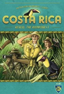 Costa Rica : Reveal the rainforest